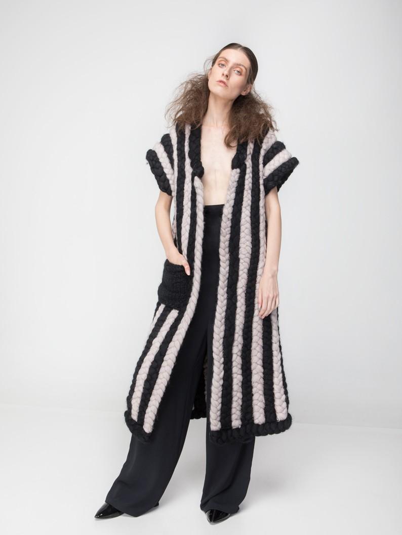 Heavyweight long waistcoat
