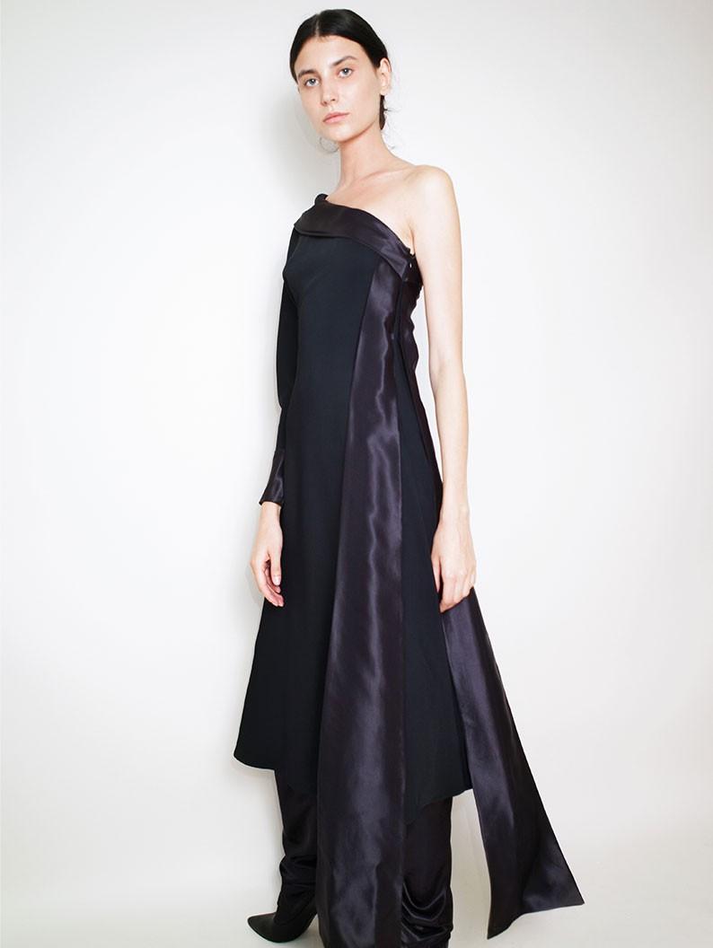 Assymmetric Dress