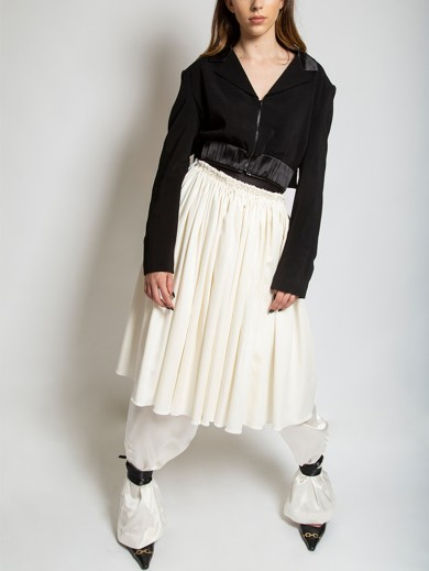 Hand Crafted Gathered Skirt