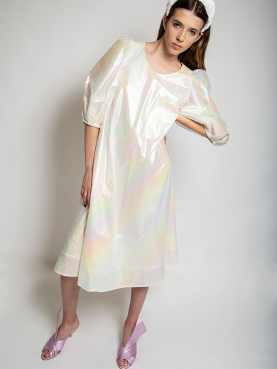 The Holographic Dress