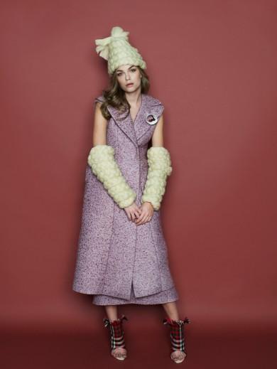 Merino Wool Beanie Hat